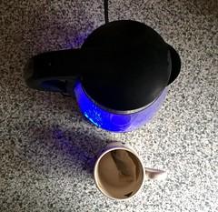 Mug of tea 79/366 (2) ( Georgie R) Tags: tea kettle mug