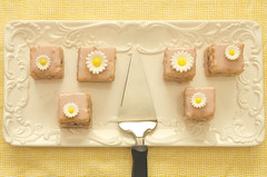 Almond Petit Fours (flashfix) Tags: ontario canada cake dessert nikon feminine ottawa treats 40mm petitfours platter server foodphotography hss 2016 singleserve pinkicing sweetsunday frommykitchen d7000 nikond7000 happysweetsunday 2016inphotos march132016