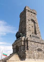 Shipka monument (Strocker) Tags: monument shipka
