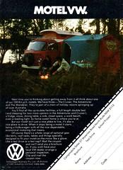 1975 Volkswagen Adventurer Cruiser Wanderer Campers Vans Aussie Original Magazine Advertisement (Darren Marlow) Tags: 1 5 7 9 19 75 1975 v w vw volkswagen a adventurer c cruiser wnderer canper van car cool collectible collectors classic automobile vehicle g germany german e european europe 70s