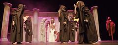 Coro e Atenea e corifeo ao fondo. (DivesGallaecia) Tags: teatro tragedy esquilo coro tragedia aeschylus atenea eumenides eumnides traxedia seecgalicia erinias corifeo
