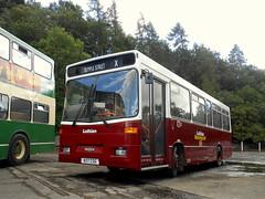Dennis Dart Alexander Dash, K117 CSG (miledorcha) Tags: city bus buses scotland edinburgh capital transport route dash restored service local preserved alexander dennis dart cummins lothian 117 psv pcv lathalmond svbm k117csg