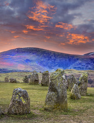 Early Morming at Castlerigg. (david newbegin) Tags: lakedistrict cumbria keswick castleriggstonecircle