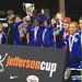 Congratulations on the U10 Girls Blue winning the Jefferson Cup!