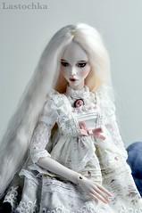 DSC_1137 (jullery) Tags: girls portrait girl design doll jewelry pearls jewellery bjd porcelain porcelainbjd