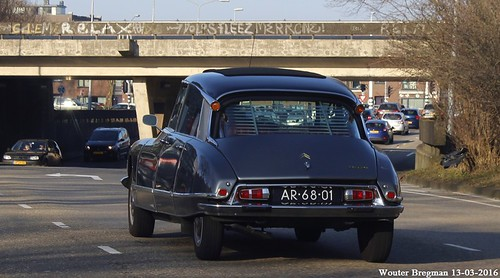 Citroën DS 21 1968