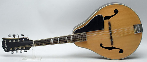 Mandolin with Case - $165.00 (Sold May 22, 2015)