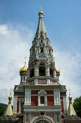 Shipka Memorial Church (Deni.Zaneva) Tags: church europe bulgaria easterneurope shipka shipkamemorialchurch