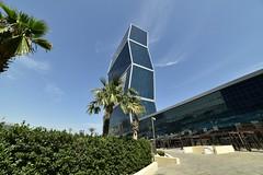 Zig- towers. Qatar (Santiago Sanz Romero) Tags: santiago tower thepearl zigzag doha qatar sanz santiagosanz