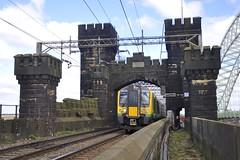 350376 (8A.Rail) Tags: runcorn londonmidland ethelfledabridge 1l87 350376