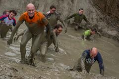 Charge! (stevefge) Tags: men netherlands mud action nederland viking endurance berendonck nederlandvandaag reflectyourworld strongviking