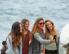 Mermaids (sabinakurt62) Tags: ocean girls sea people beach beautiful bondi photography seaside nikon sydney australia mermaids selfie