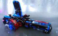 Starfighter RMX Challenge 3 (SpirituInsanum) Tags: ship lego space moc spacepolice starfighterrmxchallenge