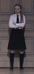 Proper Uniform 1 (Meinhardis66) Tags: rock tie maid bluse krawatte dienstmdchen governess gouvernante schuluniform schleifenbluse zchtig hochgeschlossen properuniform