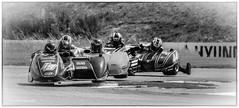 Thruxton sidecar (jdl1963) Tags: bike sport motorbike motorcycle motor sidecar motorsport thruxton