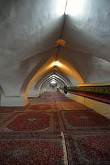 Prayer room (dan & emily) Tags: islam prayer mosque esfahan shiite farsi iranianarchitecture masjidejameh