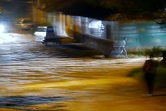 Over the Fence #230a (SJ Finn) Tags: street light blur night movement time low sjfinn