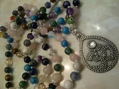 11947558_1545167629132944_6026813738594225341_n (innerjewelz@rogers.com) Tags: handmade traditional jewelry jewellery meditation custom mala 108 mantra intention knotted japamala innerjewelz
