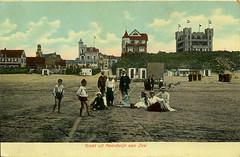 1079 - PC Noordwijk ZH (Steenvoorde Leen - 2.1 ml views) Tags: history strand boulevard postcards noordwijk kust ansichtkaart noordwijkaanzee badplaats oldcards oudnoordwijk