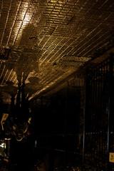 Inverso (Lukas Osses Codelia) Tags: contraluz noche calle lluvia agua pareja personas contraste caminar paraguas sombras lentes reflejos canas acera viejos paradero