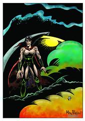 MAD MAX FURY DRAW - Massimo Perissinotto (Sugarpulp) Tags: comics tribute fumetti madmax illustrazione sugarcon sugarpulp sugarpulpconvention
