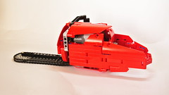 Lego Technic Chainsaw (with Power Functions Motor) (hajdekr) Tags: motion saw power engine chainsaw tools chain chainlink technic motor tool moc legotechnic myowncreation powerfunctions chainbrake legointerest legopowerfunctionsswitch8869 legopowerfunctionslmotor880031 legotechnicpowerfunctionsbatterybox8881