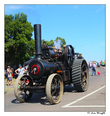 'Reverie' (Right On Photography) Tags: traction engine steam reverie