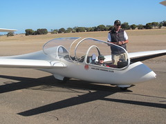 SA Wing Gliding Day - LCdt Ben Welham (Australian Air League) Tags: flying aviation gliding southaustralia aal flyingday australianairleague adelaidesoaringclub