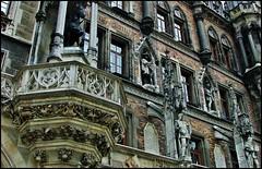 Rathaus (Miros [SCL]) Tags: architecture germany munich deutschland alemania munchen rathaus rathausmunchen rathausmunich