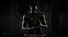 Matar Lo (dave12skulls) Tags: fighter martialarts muaythai oama matarlo fighterportrait daverichardphotography