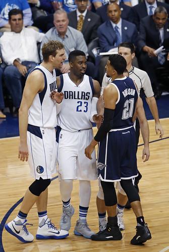 Dallas Mavericks vs Oklahoma City Thunder