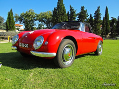 1954 - Denzel WS1500 (Agaesse) Tags: classic automobile 1954 1500 cascais motorshow ws 2014 denzel agaesse ws1500