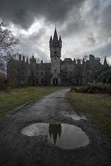 Imposing Ruin (www.forgottenheritage.co.uk) Tags: castle abandoned belgium gothic ardennes ruin explore miranda chateau exploration derelict noisy urbex