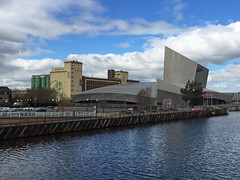 Imperial War Museum (North) (diamond geezer) Tags: manchester salfordquays