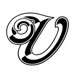 Milano U 250 (pepandtim) Tags: milano letter alphabet 250
