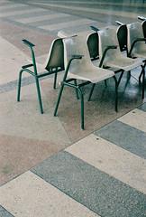 chairs. empathy2016. mukachevo. (Yaroslav F.) Tags: film modern analog 35mm photography design chair union plastic soviet 1970s 1980s mukachevo