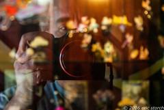Reflection Self Portrait (Eric Storch Photography) Tags: portrait people selfportrait reflection dof artistic depthoffield