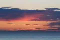 Flundreviken (arkland_swe) Tags: sunset sea gotland hav snck flundreviken