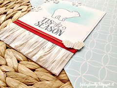 'tistheseason AEchristascard1 (fridayfinally) Tags: christmas blue trees brown holiday cute love handmade bears fringe noel card critters lovely pinecone merrychristmas celebrate polarbears twine vellum pinecones copic redandwhite christmascard lightblue tistheseason handmadecard softcolors copicmarkers distressink clearstamps cutebackground lawnfawn lawnfawnstamps cleanandsimplecard lawnfawnstamp lawnfawndies averyellestamps