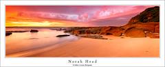 Central Coast - Norah Head (Mathew Courtney) Tags: sky water sunrise rocks award nsw winner australiareflections