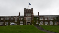 Hannah's at Seale-Hayne. Newton Abbot. (christianiani) Tags: camera house art look architecture buildings photography photo fantastic flickr gallery image awesome bricks grand devon photograph stunning capture majestic picturesque brilliant magnificent exhibits newton newtonabbot hannahs luxurious hayne