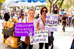 Todas, todos los derechos,todos los das. (Yamileth Ruiz Avia) Tags: woman mujer women mujeres feminist feminists feministas 24a feminista marchafeminista vivasnosqueremos