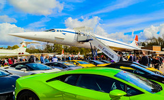 Auto Italia 2016 (UltraPanavision) Tags: england unitedkingdom concorde gb lamborghini weybridge brooklands autoitalia