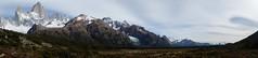 Cerro Chaltén (Mount Fitzroy) (Sean Munson) Tags: panorama patagonia mountains southamerica argentina landscape hiking fitzroy unescoworldheritagesite worldheritagesite losglaciaresnationalpark mountfitzroy cerrofitzroy montefitzroy agujapoincenot elchaltén chaltén cerrochaltén