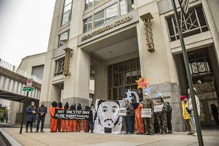 Witness Against Torture at the American Psychological Association