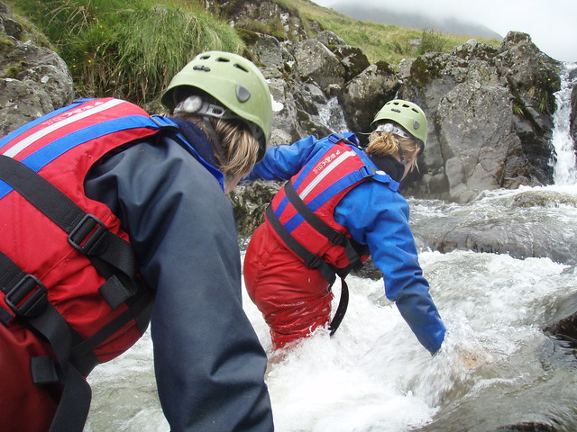 ghyll-scrambling-equipment_9569758024_o