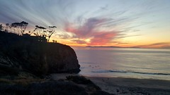 Crystal Cove Ca. PCH hwy 1 (An Nguyen Photography) Tags: ocean california sunset cliff beach waves pacific crystalcove pch laguna westcoast hwy1 pacificcoasthighway