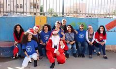 Dec 2015 Spreading Christmas Cheer (YES Programs) Tags: volunteerism youthdevelopment israelarabcommunities