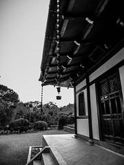 Shashin - DSCN2949 (Mathieu Perron) Tags: life city bridge people bw white black monochrome japan nikon kyoto noir perron daily nb journey   mp blanc japon personne ville gens vie mathieu   sjour    quotidienne  ryanji     p520  zheld