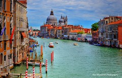 going around the bend to the mouth of the grand canal (Rex Montalban Photography) Tags: venice italy europe rexmontalbanphotography